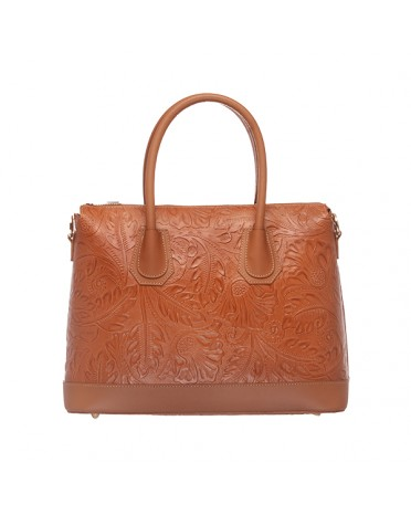 Florence Moon Borsa Bauletto in pelle