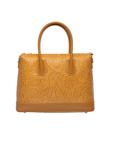 Florence Moon handbag in real leather