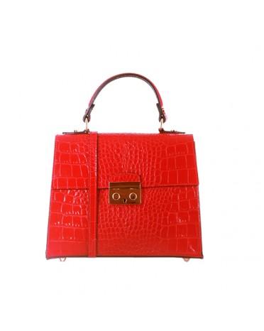 Florence Moon handbag real leather